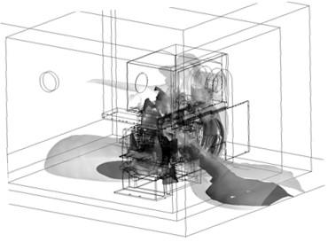 simulation numérique sous Ansys Fluent