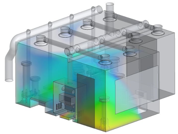 Etude CVC-HVAC climatisation-ventilation-chauffage