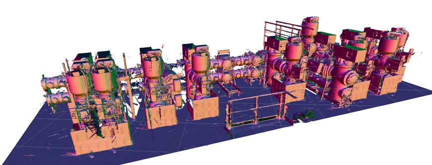 Scanner Laser 3D Faro