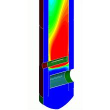 Simulation numérique CFD Fluent modélisation hydrodynamique