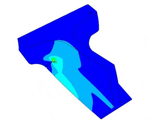 Simulation numérique matériaux Calculs aux éléments finis