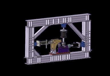 Bureau d'études mécaniques - Bancs d'essais