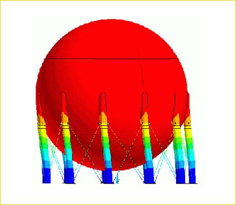 Simulation numérique CFD FEA interaction fluides structures Fluent Ansys