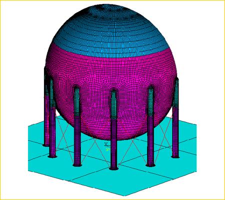 Simulation numérique CFD FEA interaction fluides structures Fluent Ansyse