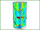 calculs fluides thermique