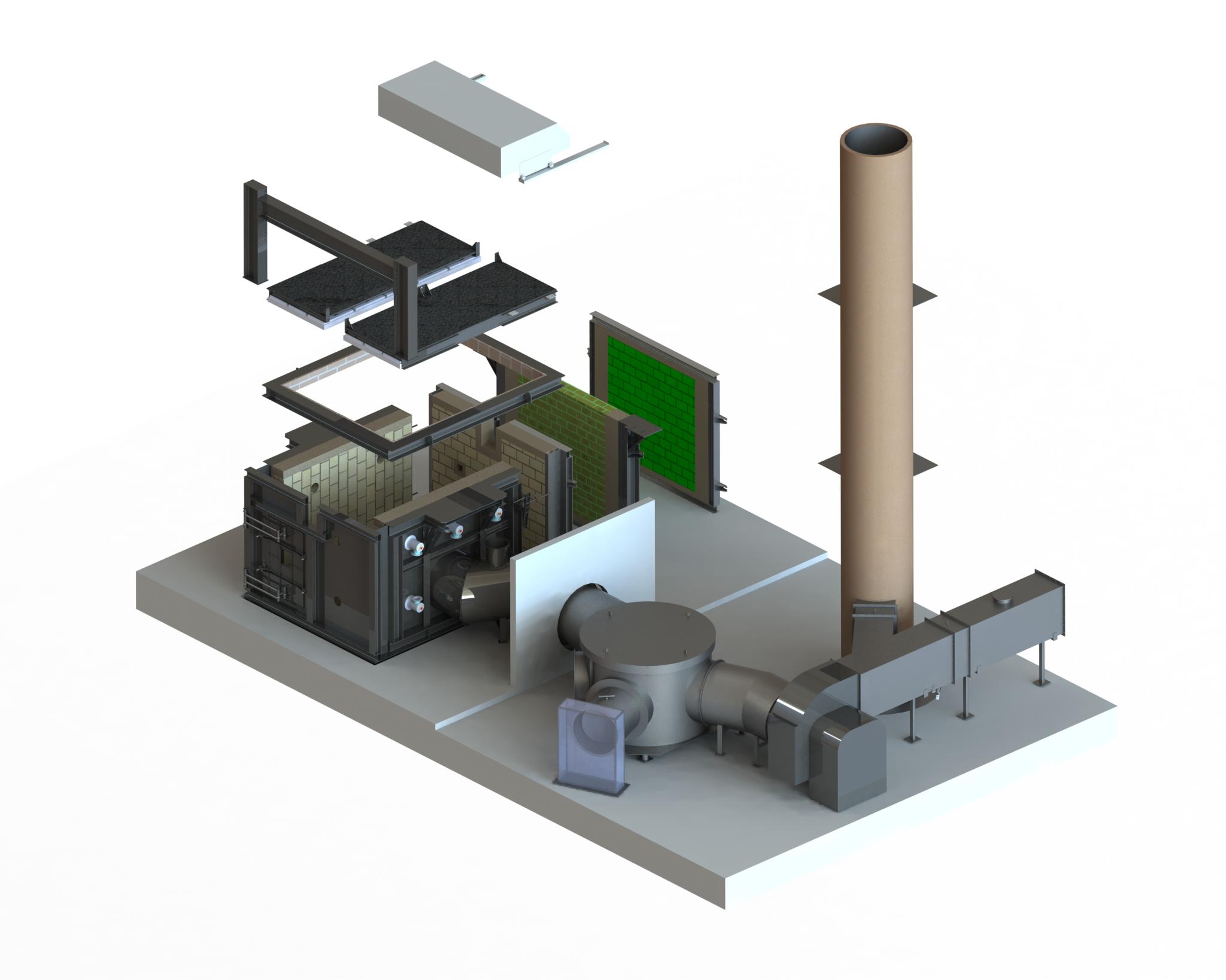 conception mécanique CAO sous Solidworks